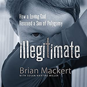 Illegitimate Audiobook