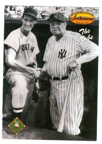 A comparison of two of the best baseball players babe ruth and ted williams