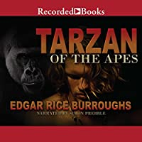 Tarzan of the Apes audio book