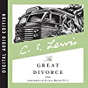 The Great Divorce Audiobook by C. S. Lewis Narrated by Julian Rhind-Tutt