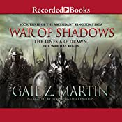 War of Shadows | Gail Z. Martin