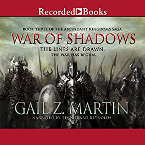 War of Shadows Audiobook
