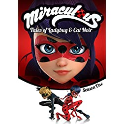 Miraculous: Tales Of Ladybug & Cat Noir: Season One