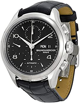 Baume Et Mercier Leather Mens Watch