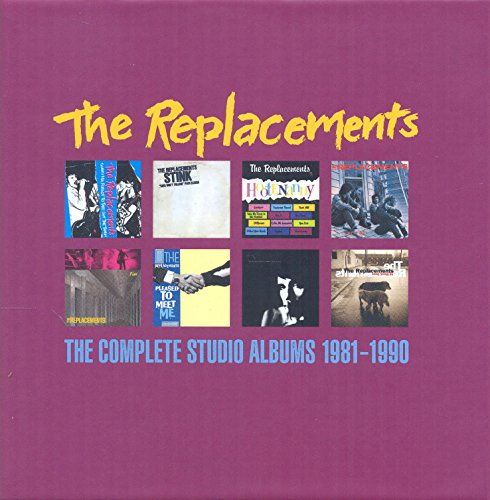 The Replacements - The Complete Studio Albums 1981-1990 (2015) [FLAC] Download