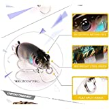 Generic E : Excellent Retial Quty Bait Fishing Lures,113mm 13.7g Bearking Diffet Colors,crank Minnow Popper Hard Bait 2017 Hot Model