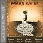 A Woman of No Importance | Oscar Wilde