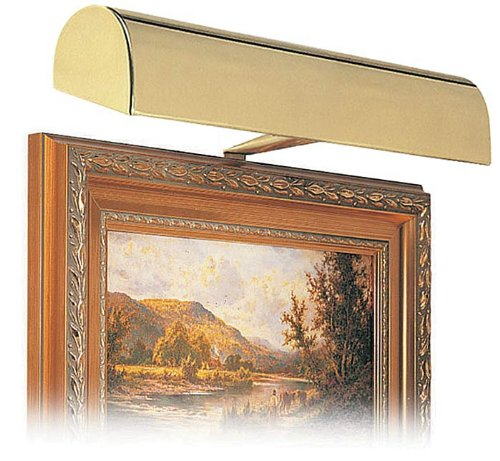 House of Troy T14-1 Classic Traditional 2-Light Picture Light, Gold Finish