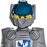 Disguise Clay LEGO Nexo Knights LEGO Mask, One Size Child, One Color