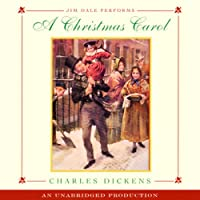 A Christmas Carol [Listening Library Version] (       UNABRIDGED) by Charles Dickens Narrated by Jim Dale