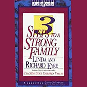 3 Steps to a Strong Family Audiobook