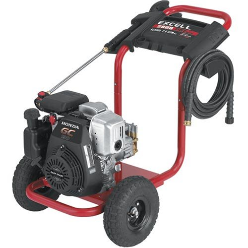 Honda Gc 190 ... PSI 2.6 GPM 190cc 6.0 HP OHC Honda GC190 Gas Powered Pressure Washer