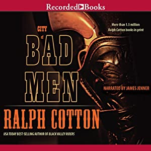 City of Bad Men Audiobook