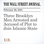 Three Brooklyn Men Arrested and Accused of Plot to Join Islamic State | Pervaiz Shallwani,Rebecca Davis O'Brien,Andrew Grossman