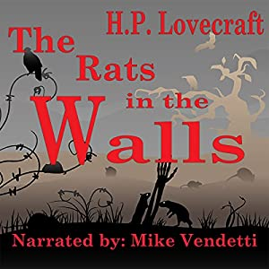 The Rats in the Walls Audiobook