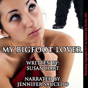 My Bigfoot Lover Audiobook