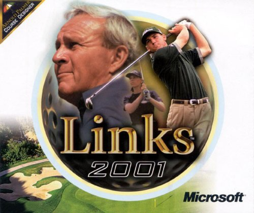 Links 2001 CLASSIC32 French Partial - Windows