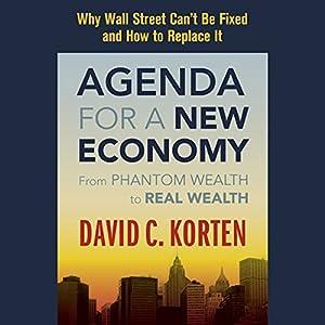 Agenda for a New Economy Audiobook