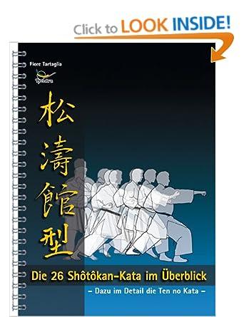 Die 26 Shotokan Kata im Überblick