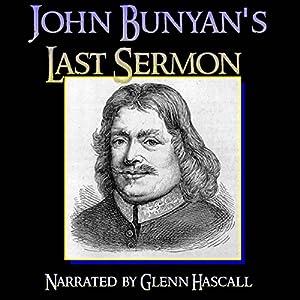 John Bunyan's Last Sermon Audiobook