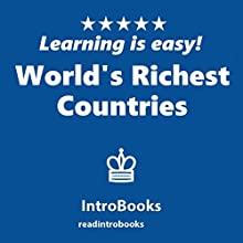 World's Richest Countries Audiobook by  IntroBooks Narrated by Andrea Giordani