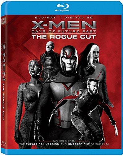 Blu-ray : X-Men: Days of Future Past (The Rogue Cut) (, Dolby, Widescreen, Digital Theater System, Digitally Mastered in HD)
