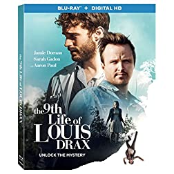 The 9th Life Of Louis Drax [Blu-ray]