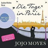 Die Tage in Paris Hörbuch
