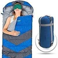 Abco Tech Sleeping Bag with Compression Sack