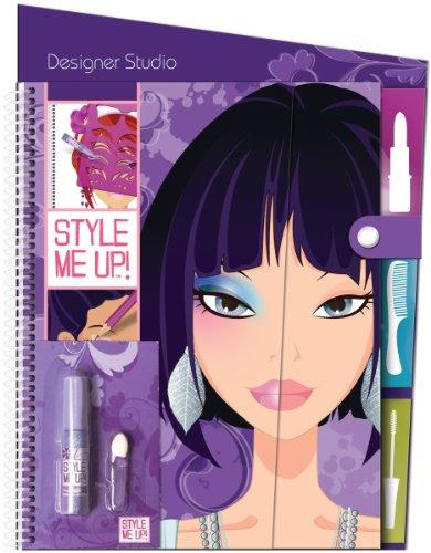 Wooky Designer Studio Sketchbook - Hair & Make-up