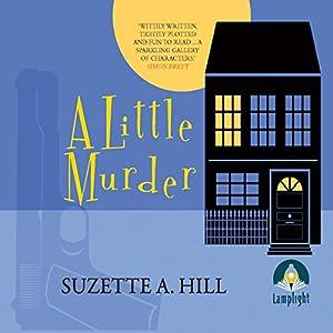 A Little Murder Audiobook