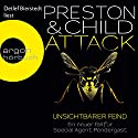 Attack: Unsichtbarer Feind (Pendergast 13) Audiobook by Douglas Preston, Lincoln Child Narrated by Detlef Bierstedt