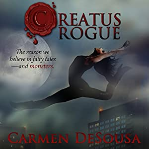 Creatus Rogue Audiobook