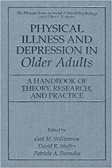 health publications older adults depression