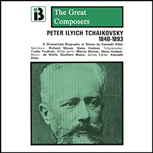 Peter Ilyich Tchaikovsky Performance