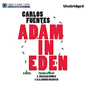 Adam in Eden Audiobook