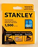HEAVY-DUTY Staples 9/16 Inch 14 MM Size ONE BOX of 1500 NEW In Original Box Universal Fit - UNUSED