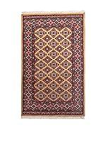 Navaei & Co. Alfombra Kashmir Beige/Multicolor 127 x 74 cm