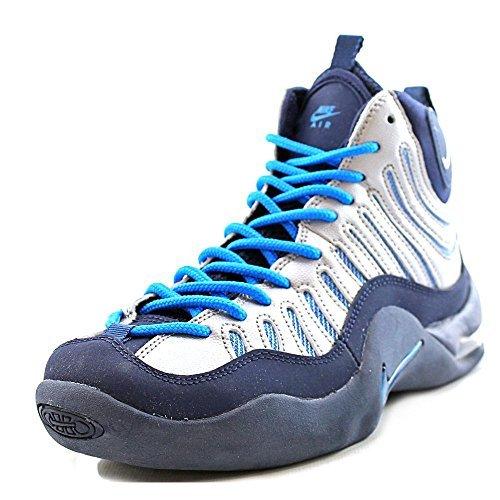 Nike Gradeschool Air Bakin' Blue 316759-400 5.5y (Nike Air Bakin compare prices)