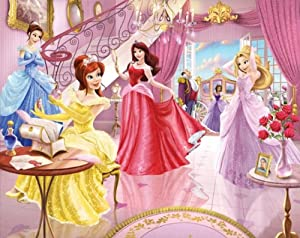 Walltastic Fairy Princess Wallpaper Mural from Walltastic Ltd