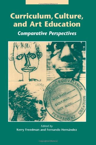 Curriculum, Culture And Art Education: Comparative Perspective (Suny Series, Innovations In Curriculum) front-771746