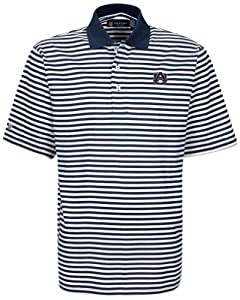 NCAA Auburn Tigers Mensrock Polo Shirt by Oxford