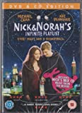 Nick and Norah's Infinite Playlist (CD + DVD pack)