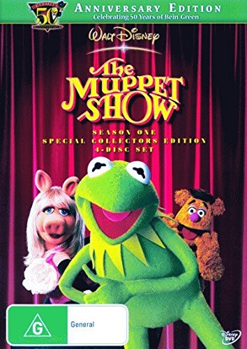 The Muppet Show - The Complete Season 1 DVD (The Muppet Show Season 1 compare prices)
