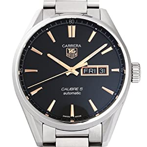 TAG Heuer Carrera Calibre 5 Day/Date Mens Watch WAR201C.BA0723