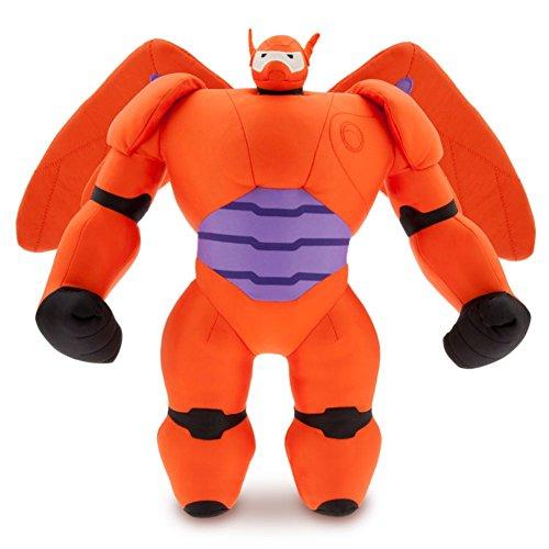 Disney Exclusive Big Hero 6 Baymax Mech Armor Plush 15 1/2'' (Robot Big Hero 6 compare prices)