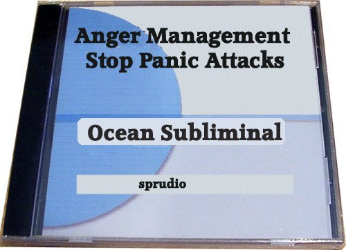 Anger Management Stop Panic Attacks Subliminal Ocean Wave Cd