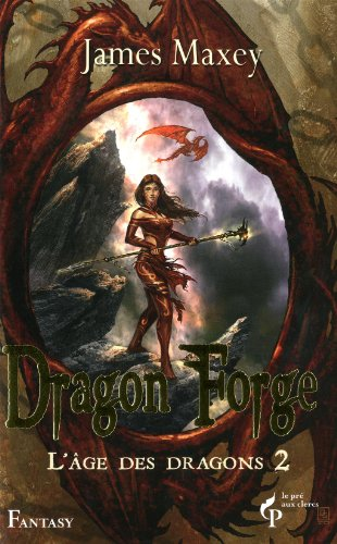 l'âge des dragons t.2 Maxey, James, grand format