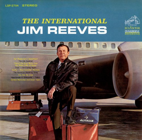 Jim Reeves - the International--CD-1963-UNiCORN INT Download
