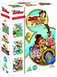 Jake and the Never Lands Pirates: Yo Ho Mateys Away / Peter Pan Returns / Jake Saves Bucky (Triple Pack) [DVD]